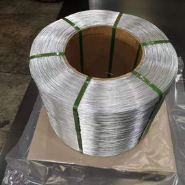 3.05mm Hot Dipped Galvanized Steel Wire Untuk ACSR Conductor Dengan Z2 Packing
